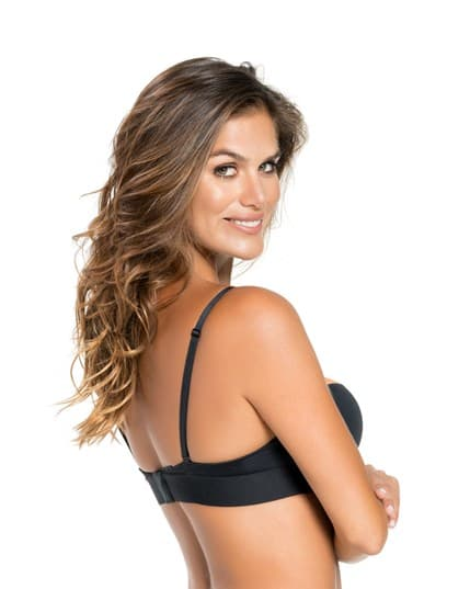 high push up bra with flexible underwire--MainImage