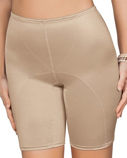 firm control tummy and thigh panty shaper--MainImage