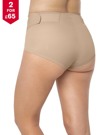 d93440077ff48 Postpartum Panty with Adjustable Belly Wrap