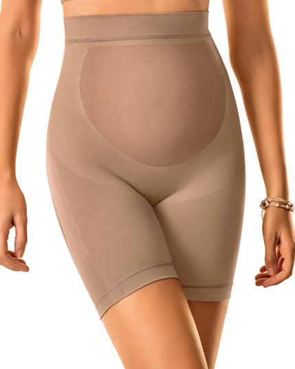 seamless maternity support knicker--MainImage