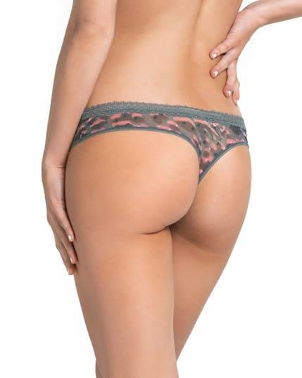 sensual lace thong panty--MainImage