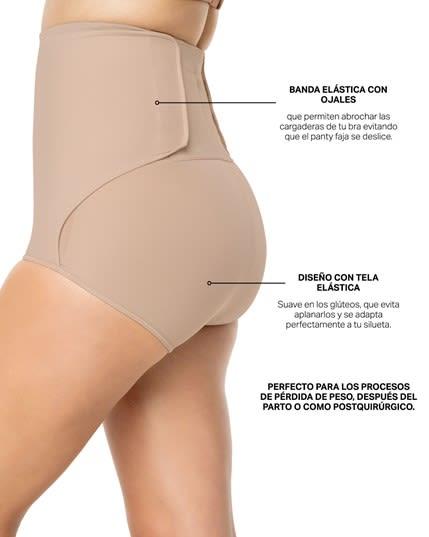 calzon faja reductor postparto  mayor cubrimiento de abdomen--MainImage