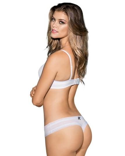 smooth personal fit thong--MainImage