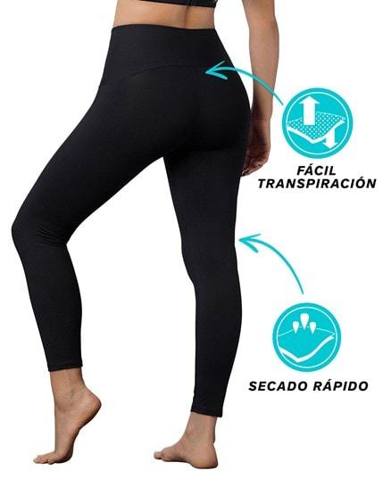 leggings activelife de control fuerte que realza los gluteos--ImagenPrincipal