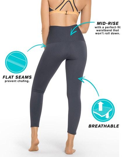 leggings deportivos activelife de control moderado y talle medio--ImagenPrincipal