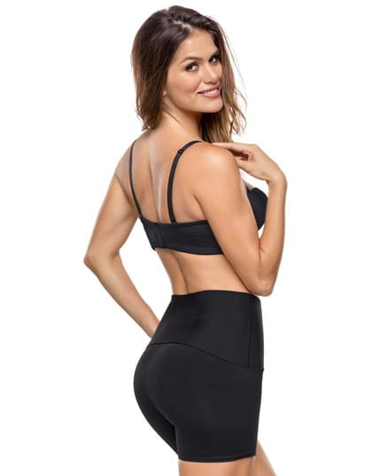 activelife power forward moderate compression high-waisted shaper short--MainImage