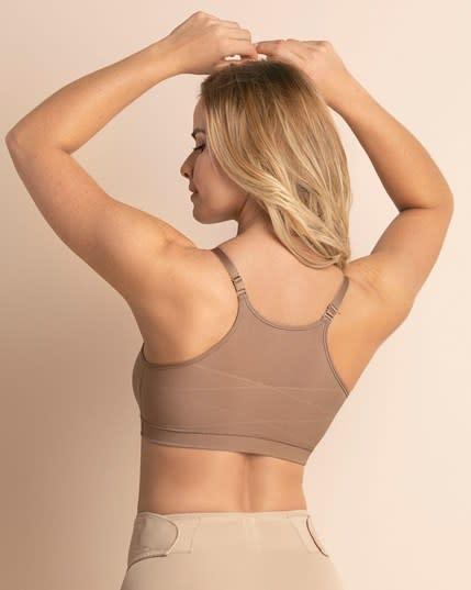 comodo brasier de maternidad con soporte de espalda y sin arco--MainImage
