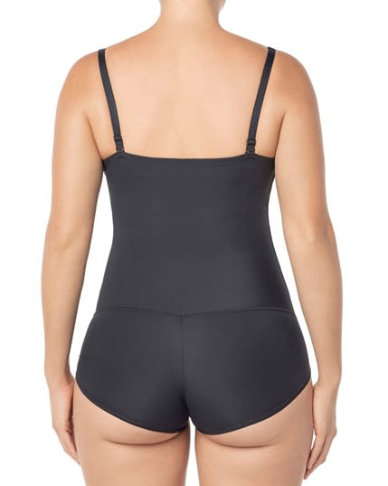 undetectable edge supportive bust complete bodysuit shaper--MainImage