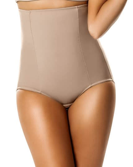 high-waisted girdle with butt lifter benefit--MainImage