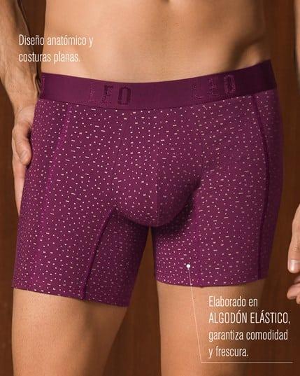boxer largo en algodon con ajuste perfecto--MainImage