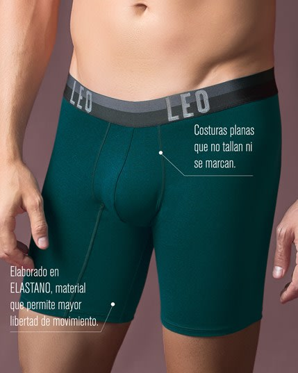 leo flex-fit boxer shorts aus baumwolle--MainImage