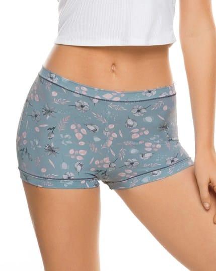 paquete x 3 boxers con excelente cubrimiento de cola y abdomen--MainImage