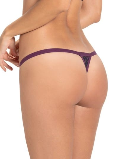 3-pack invisible g-string thong panties--MainImage