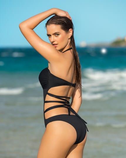 trikini strapless con elasticos en la espalda--MainImage