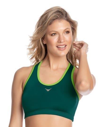activelife supportive racerback sports bra--MainImage