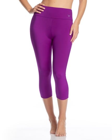 activelife high-waisted solid sport capri--MainImage