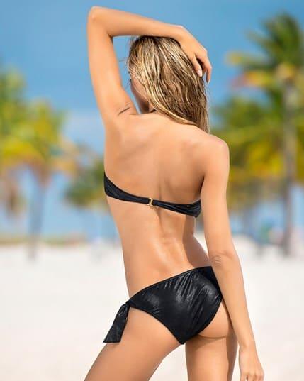 bandeau-bikini in lederoptik--MainImage