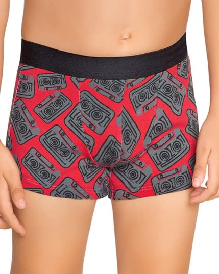 paquete x 2 boxers leo en algodon  para ninos--MainImage