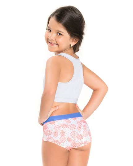 5-pack girls hiphugger panties--MainImage