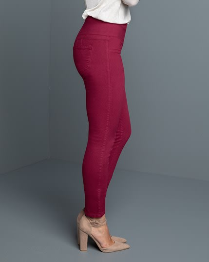 slimming boot cut fitted jegging--MainImage