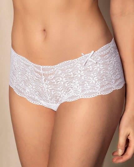 hiphugger style panty in modern lace--MainImage