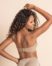extreme push up strapless petite bra--AlternateView1