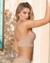 long line strapless push-up bra--AlternateView1