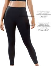 activelife power lift firm compression butt lift legging--AlternateView3