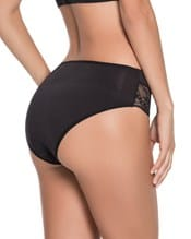 komfortables hochgeschnittenes panty--MainImage
