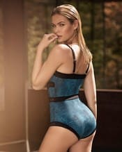 exquisite form moderate compression strapless one-piece swimsuit--AlternateView1