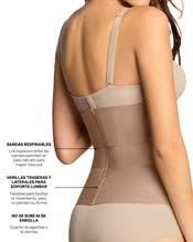 increible faja cinturilla con soporte lumbar y control moderado--ImagenAlterna3