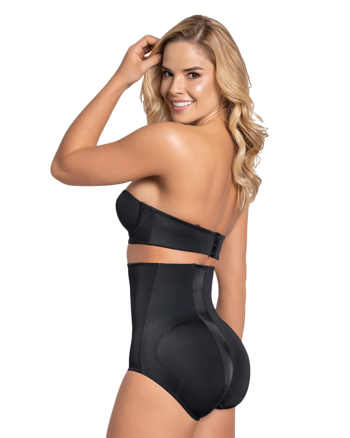 Extra High-Waisted Classic Butt Lifter Shaper Panty