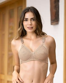 extra coverage support wireless bra--MainImage
