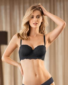 balconette push-up bh aus spitze-700- Black-MainImage