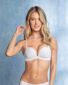 sosten doble realce sin arco - power bra-000- White-MainImage