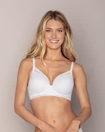retro full coverage bra-134- White-MainImage