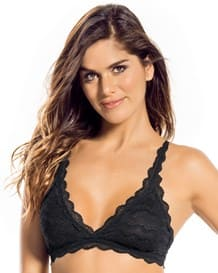 bralette triangular sin arco y con encaje-700- Black-MainImage