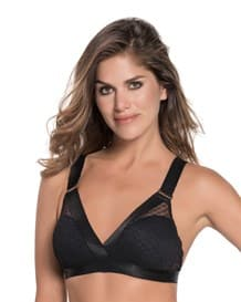 lavish lace wireless triangle bra with light lift--MainImage