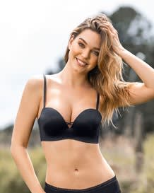 brasier wow de triple realce ideal como strapless-700- Black-MainImage