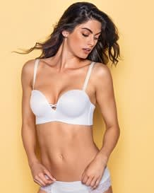 brasier wow de triple realce ideal como strapless--MainImage