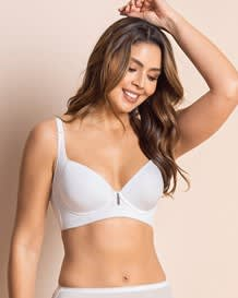 high profile push up bra with full coverage--MainImage
