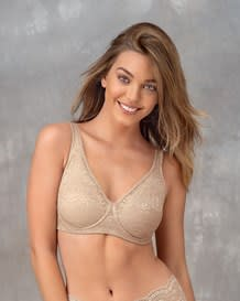 underwire bra with natural support--MainImage