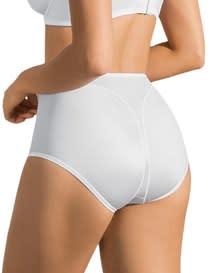 high-cut panty shaper-000- White-MainImage