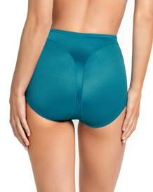 panty clasico de control moderado en abdomen-604- Green-MainImage