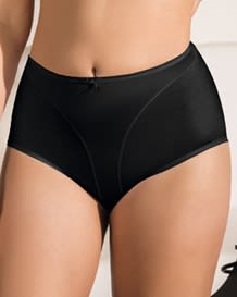 calzon clasico de control suave en abdomen-700- Black-MainImage