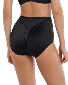 high-cut panty shaper-700- Black-MainImage