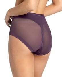 truly undetectable comfy panty shaper-349- Wine-MainImage