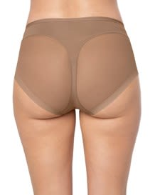truly undetectable comfy panty shaper-857- Brown-MainImage