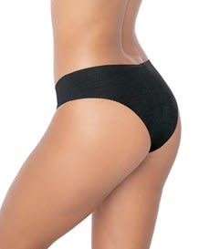 tanga invisible con tela inteligente-785- Black-MainImage