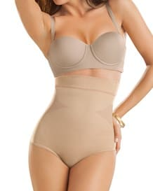 invisible shaper with thong-087- Beige-MainImage